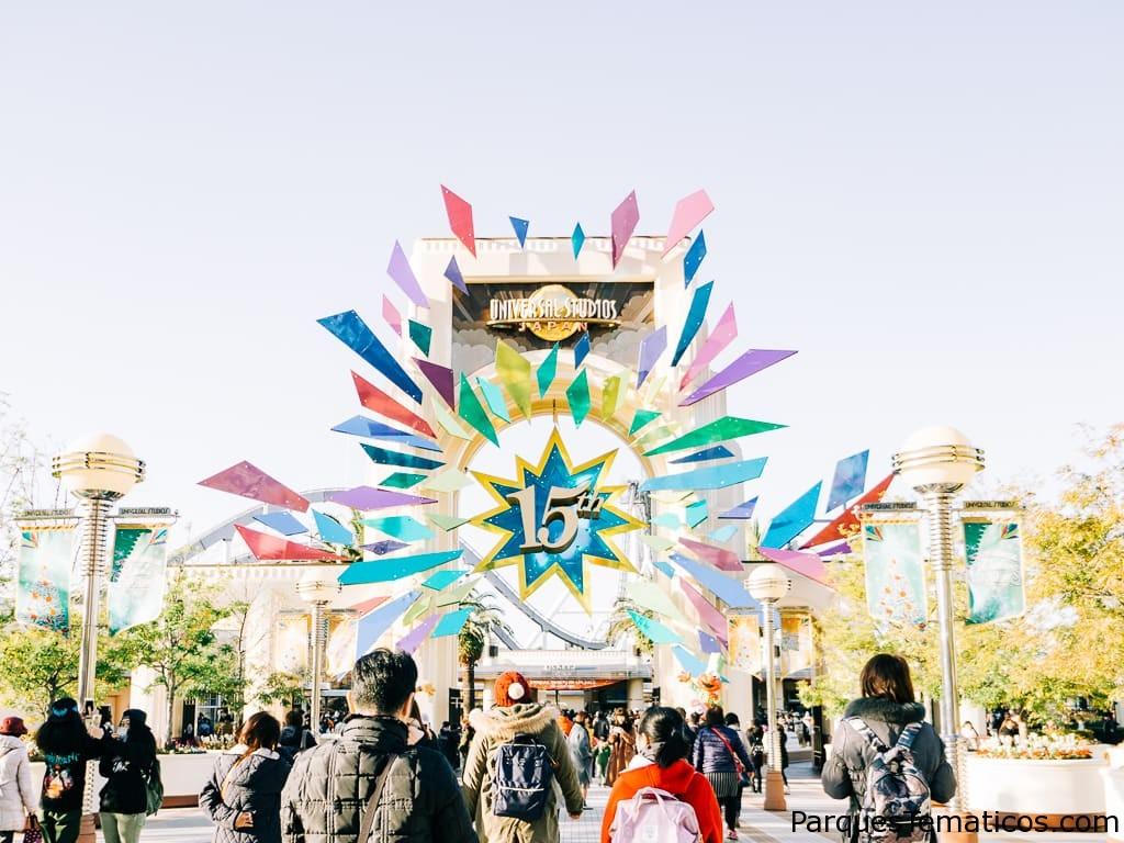Guía para principiantes de Universal Studios Japan