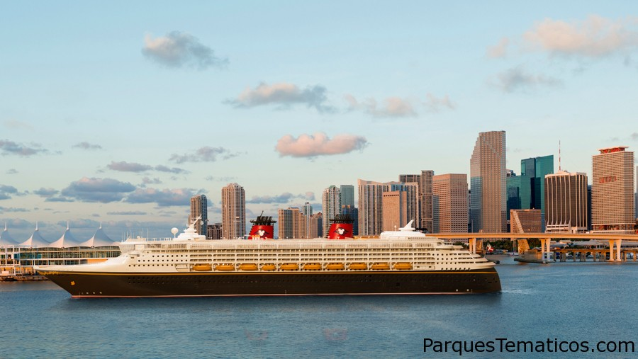 Disney Magic de vuelta en Miami