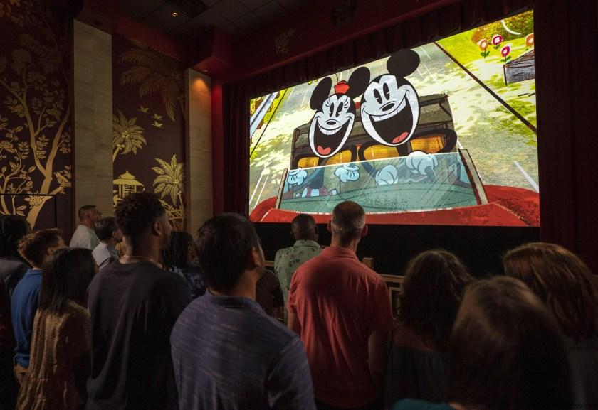 Datos Curiosos sobre Mickey & Minnie's Runaway Railway