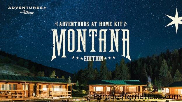 Disney Magic Moments Adventuras en casa y en Montana