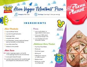 Celebre el 25 aniversario de Toy Story de Disney y Pixar con estas divertidas recetas de pizza para el Día Nacional de la Fiesta de Pizza