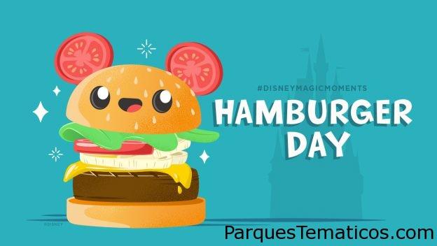 Celebre el día mundial de la Hamburguesa con las favoritas de Disney en el mundo