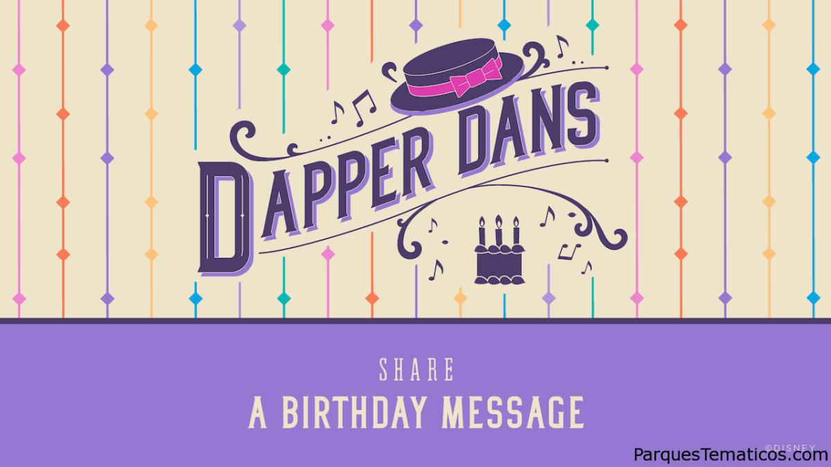 Feliz cumpleaños de Dapper Dans