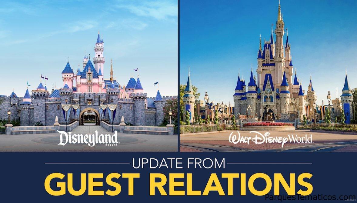 Planificación de tus vacaciones en parques de Disney
