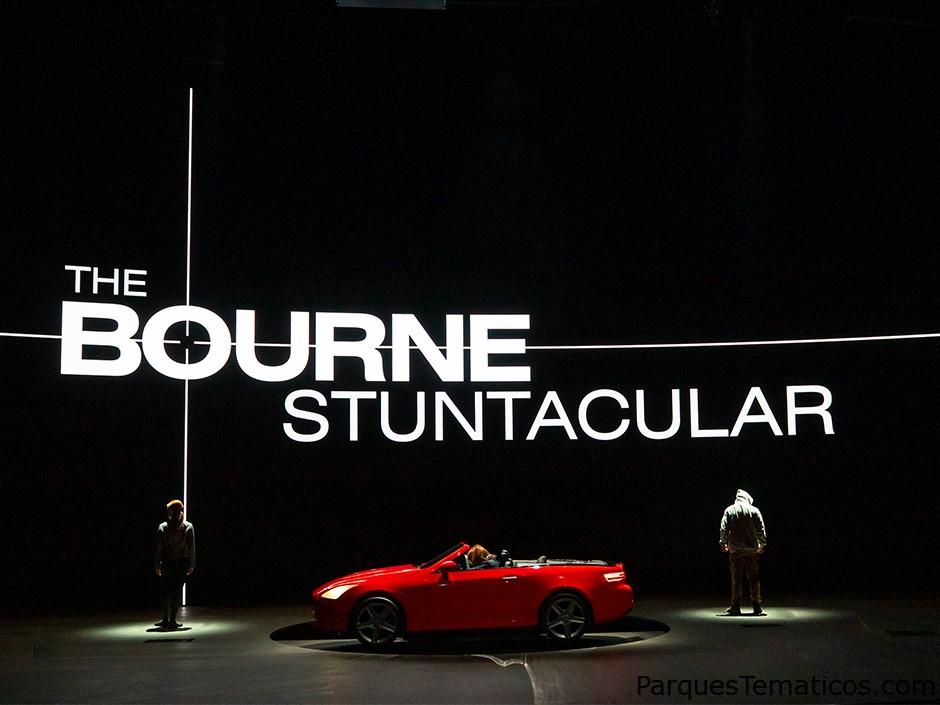 El nuevo show Bourne Stuntacular ya está abierto en Universal Orlando