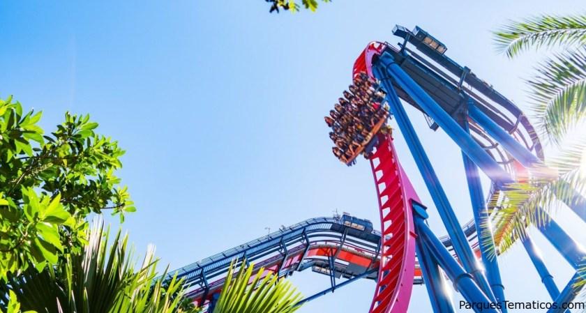 Busch Gardens y Adventure Island en Tampa reabrirán el 11 de junio