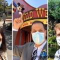 Siga al equipo de Disney para una mirada al interior de Disneyland Paris y Disney's Animal Kingdom