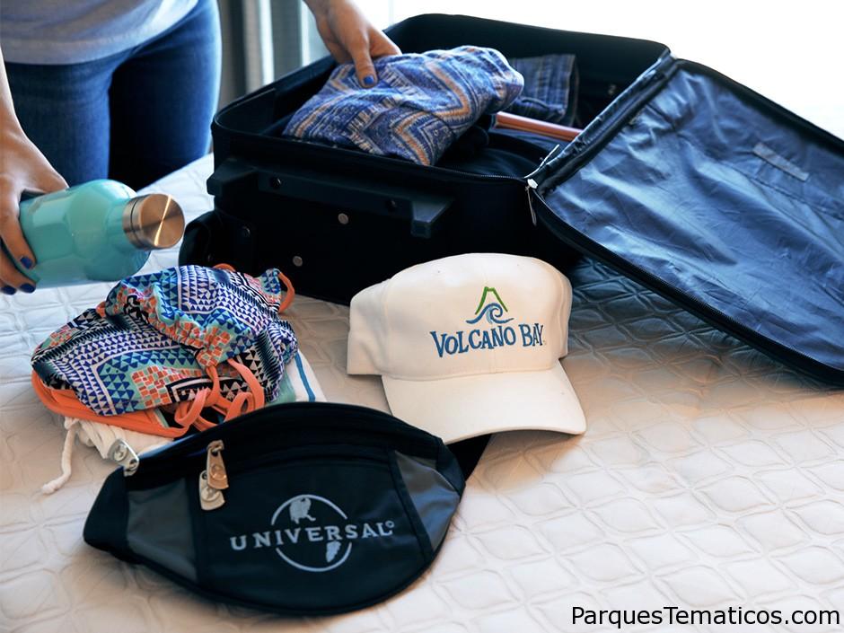 Qué empacar para sus vacaciones en Universal Orlando Resort