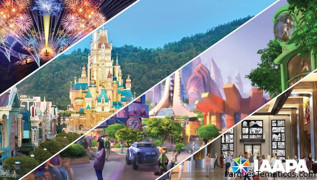 Las actualizaciones sobre las nuevas atracciones de los parques de Disney y el entretenimiento ofrecen un vistazo de un futuro emocionante