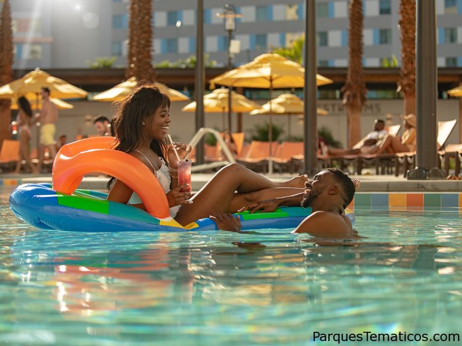 Guía para un fin de semana romántico en Universal Orlando Resort