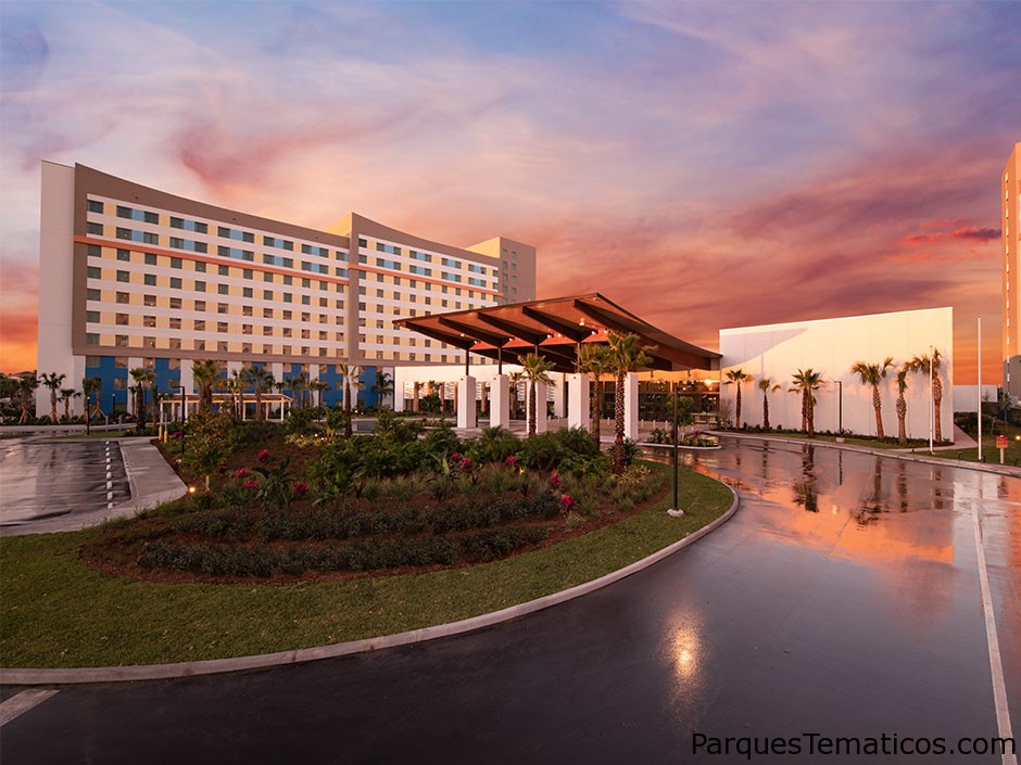 Todos los detalles que sobre Universal's Endless Summer Resort – Dockside Inn and Suites