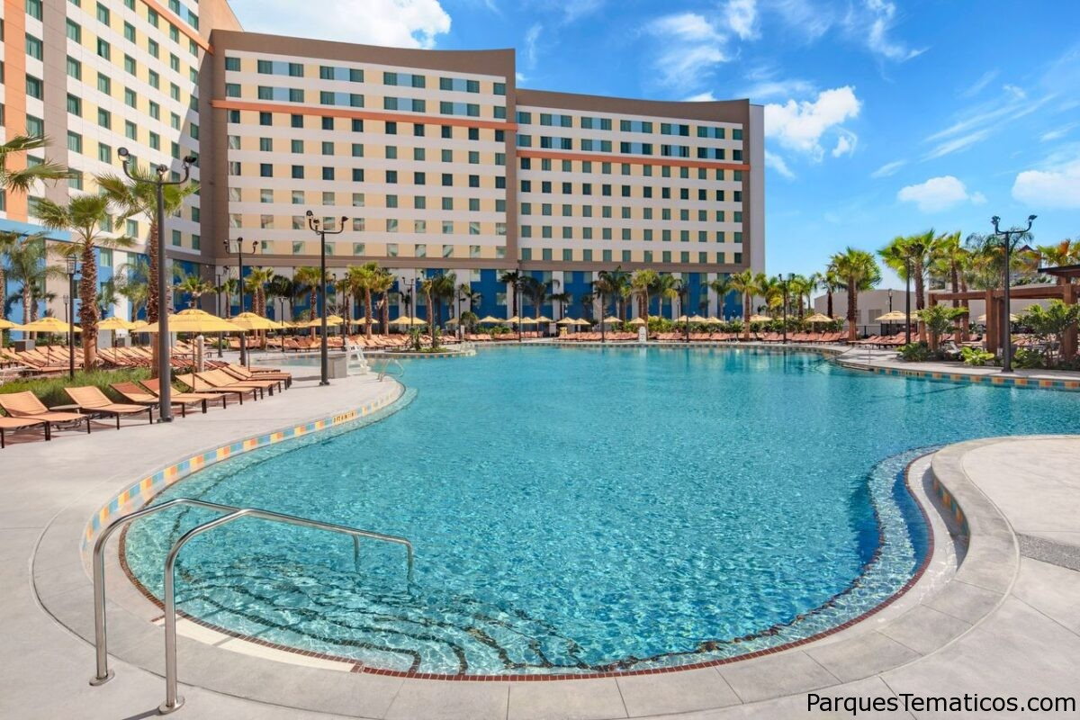 Universal's Endless Summer Resort – Dockside Inn And Suites ya está abierto