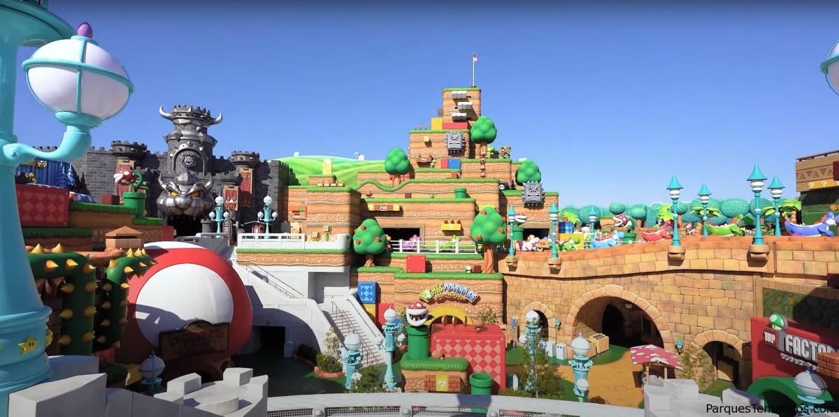Super Nintendo World podría llegar a Universal Orlando antes de lo esperado