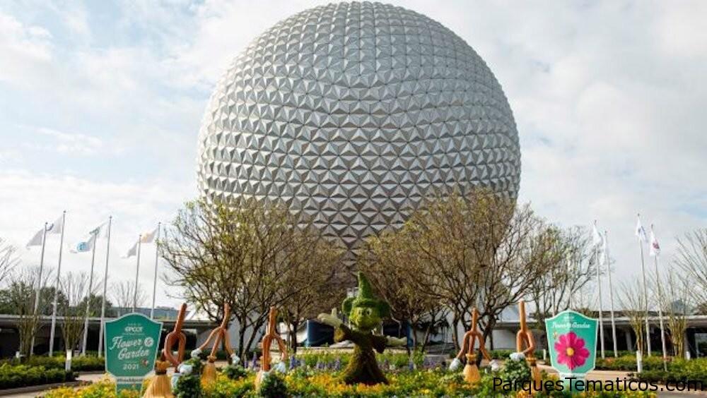 Bienvenido al Festival Internacional de Flores y Jardines Taste of EPCOT en Walt Disney World Resort