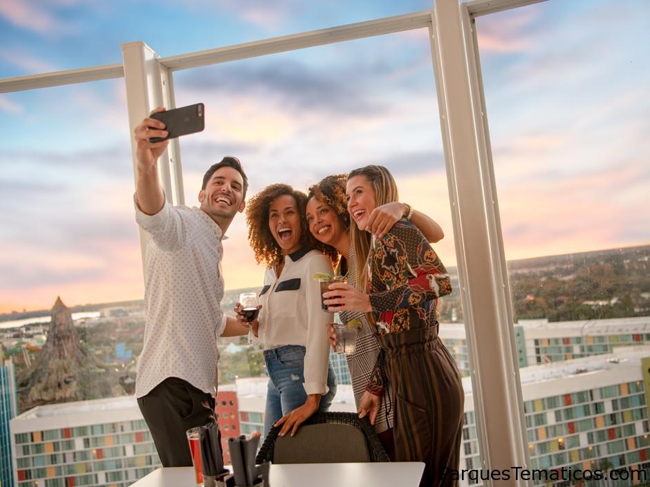 Spring Break en Universal Orlando Resort una guía para los mejores amigos