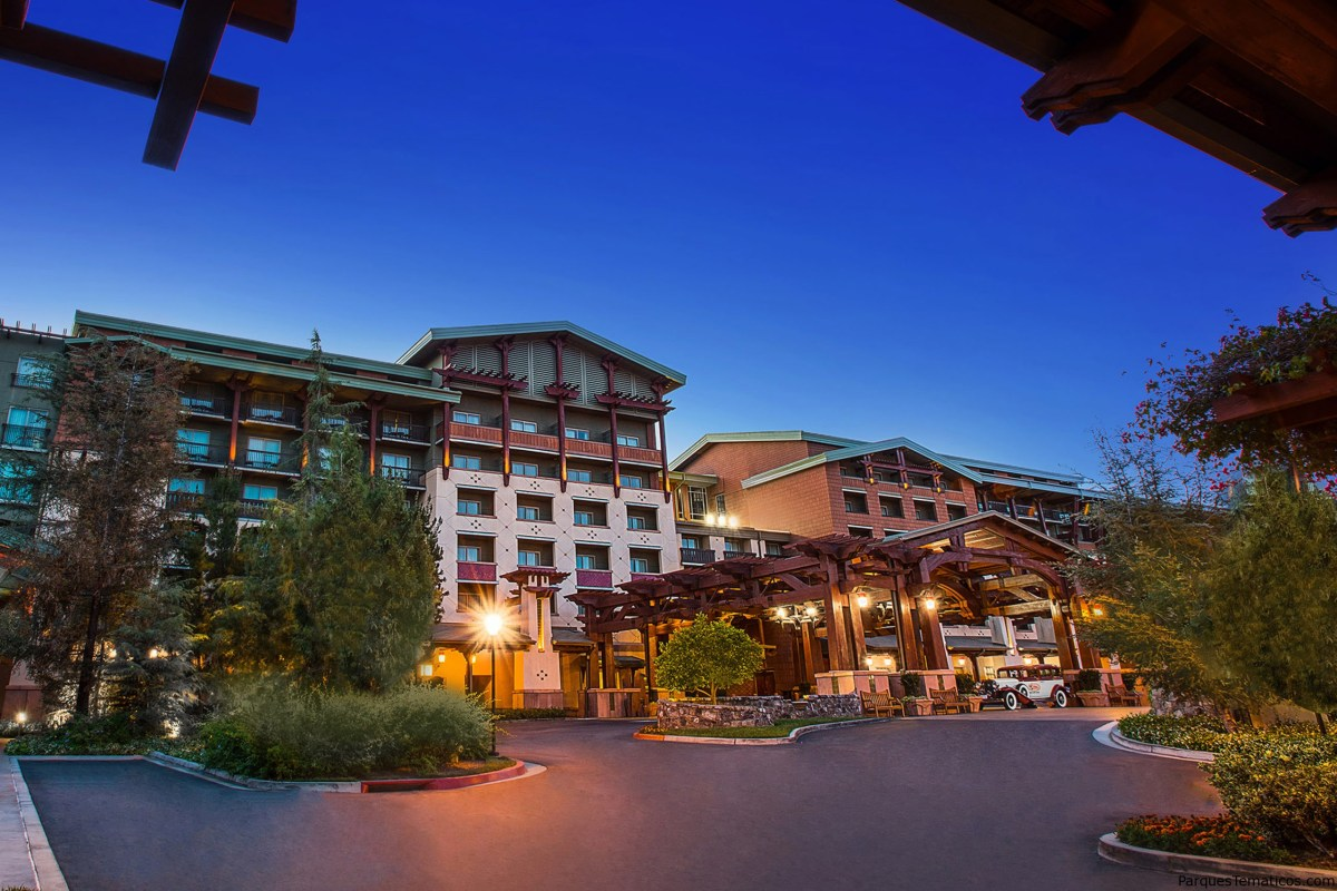 La reapertura de Disney's Grand Californian Hotel & Spa