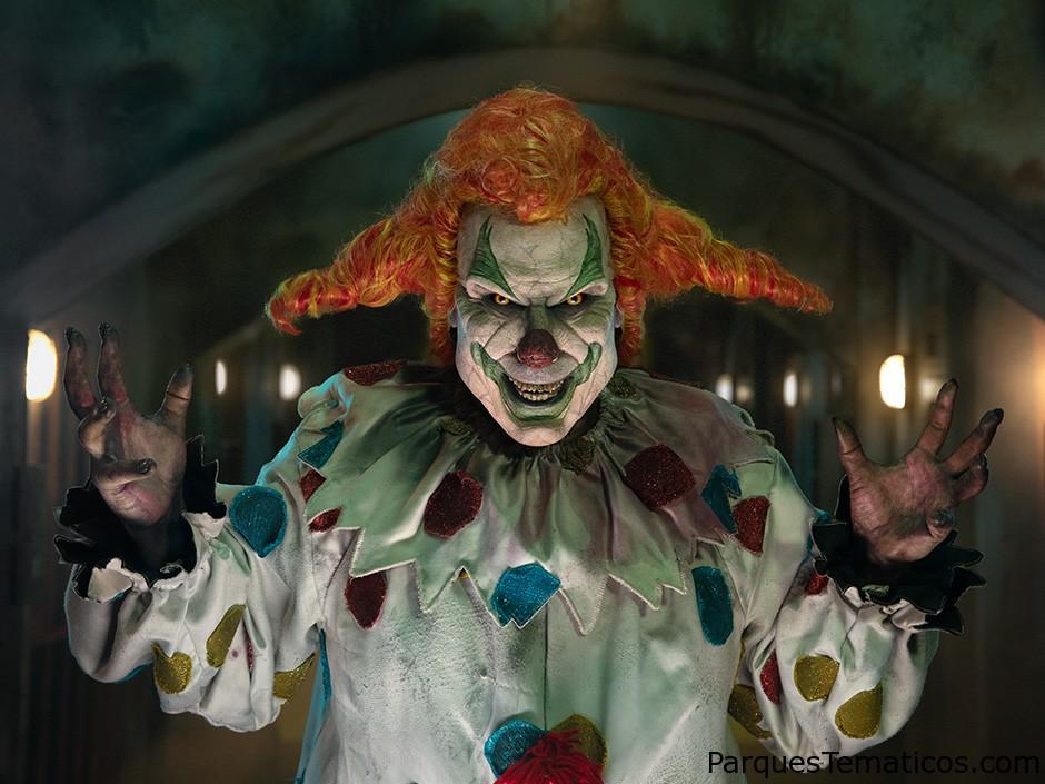 """Jack """"El Payaso"""" Schmidt el primer icono original de Halloween Horror Nights 2021"""