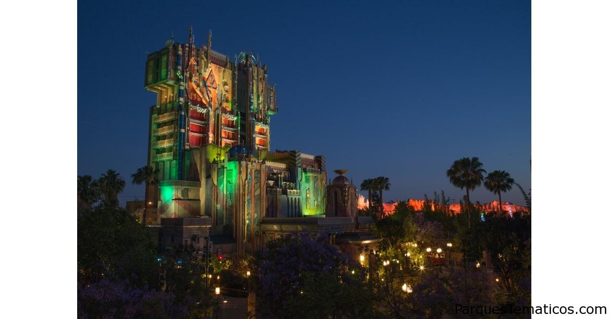 Guardians of the Galaxy – Mission: BREAKOUT! se vislumbra como una imponente fortaleza en Avengers Campus Datos curiosos y divertidos sobre esta emocionante atracción en Disney