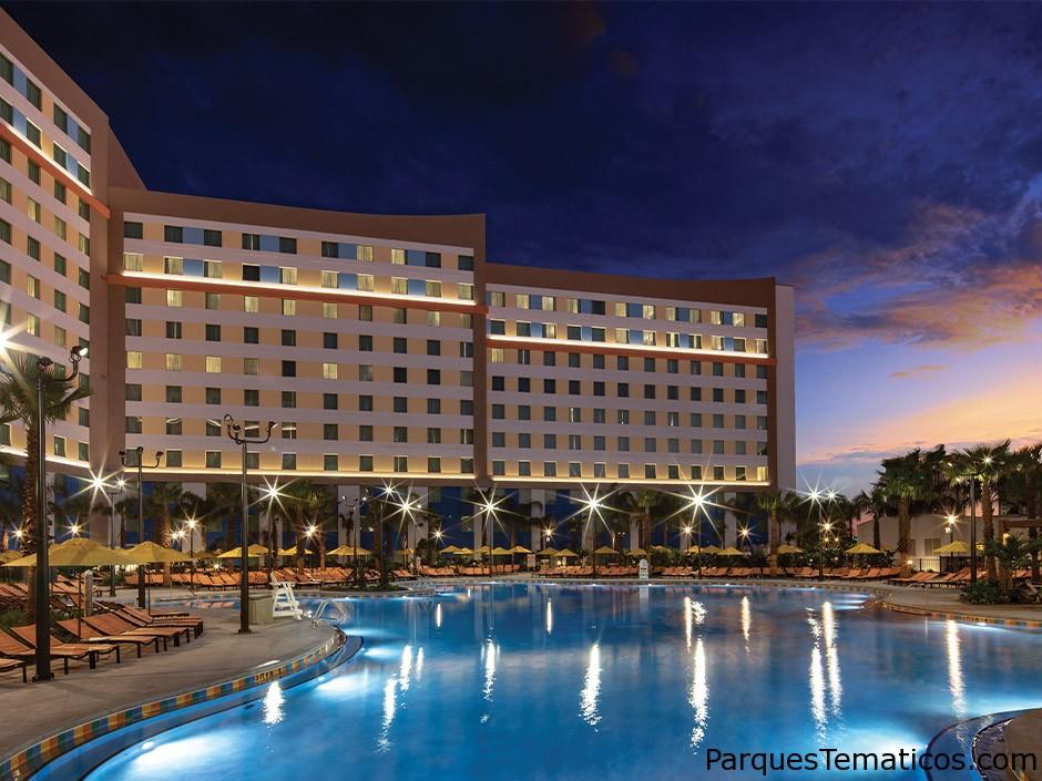 Razones para Hospedarte en Universal's Endless Summer Resort – Dockside Inn and Suites