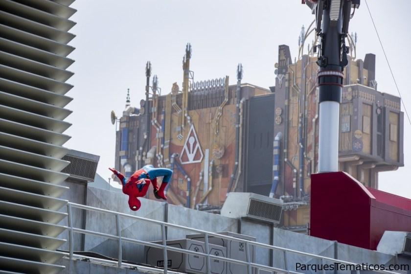 Avengers Campus en Disney California Adventure Park ya abierto y esperándote