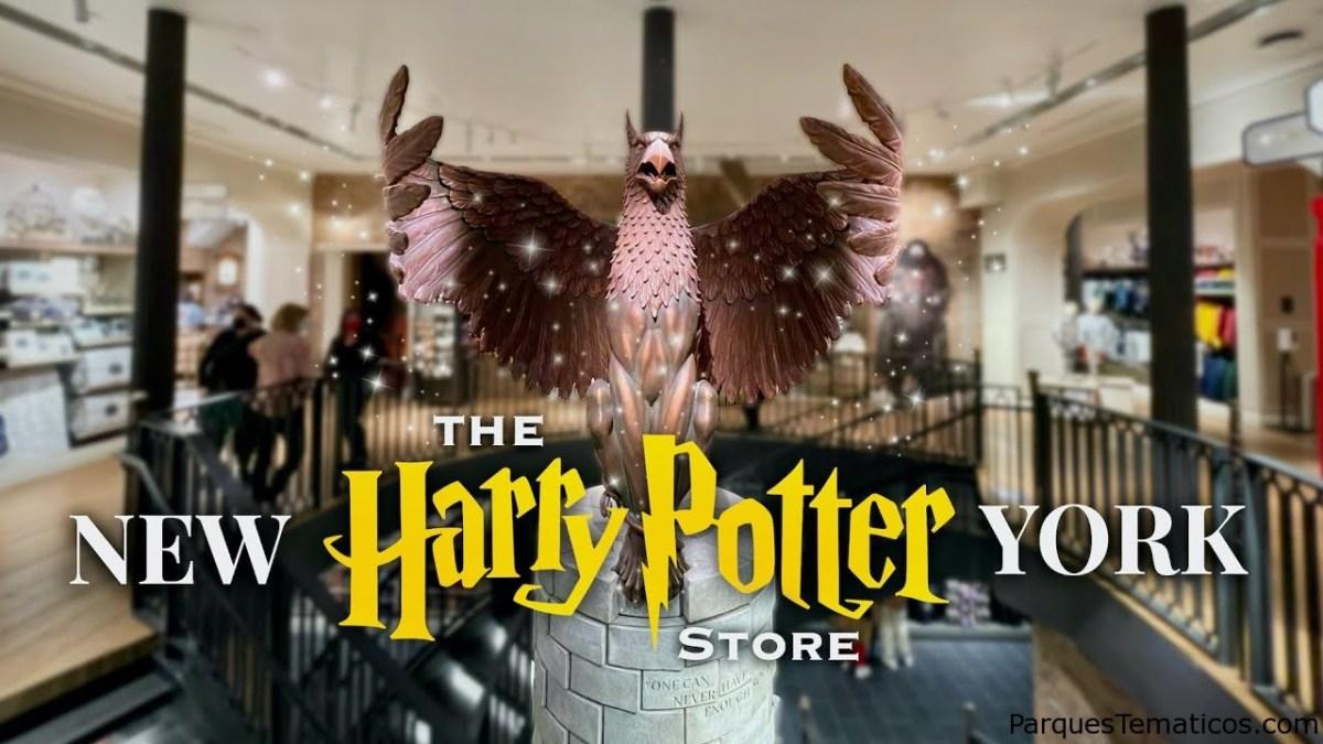 Harry Potter Nueva York abrirá sus puertas para una experiencia de compra mágica el 3 de junio de 2021