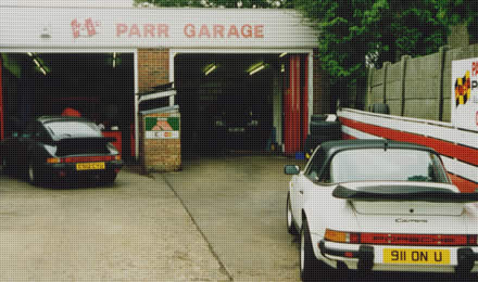 Independent Porsche Specialist Crawley West Sussex