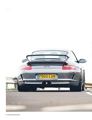 Parr 997 3.9 conversion GT Porsche November 2014