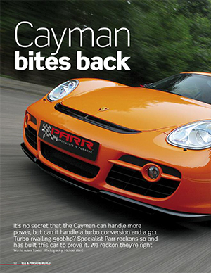 911 & Porsche World – December 2009