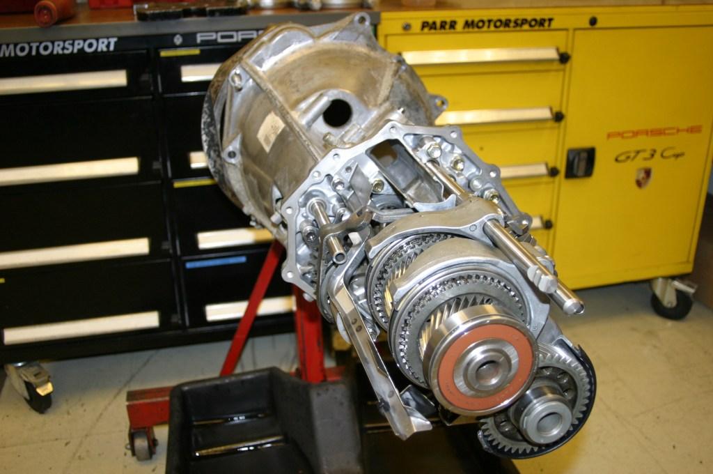 997C2 Gearbox Repair