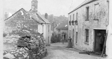 Parracombe Lane, Parracombe, Devon
