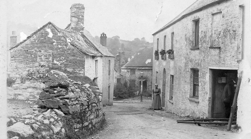 Parracombe Lane, Parracombe, Devon