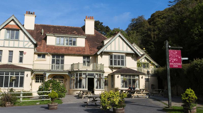 The Hunters Inn - Heddon Valley