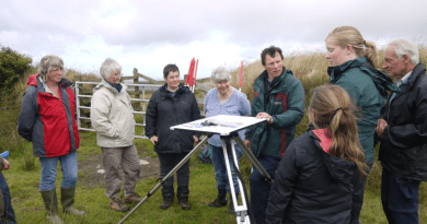 Parracombe Pieces - Archaeology Surveying