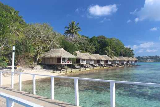 The Beach Front Bungalows