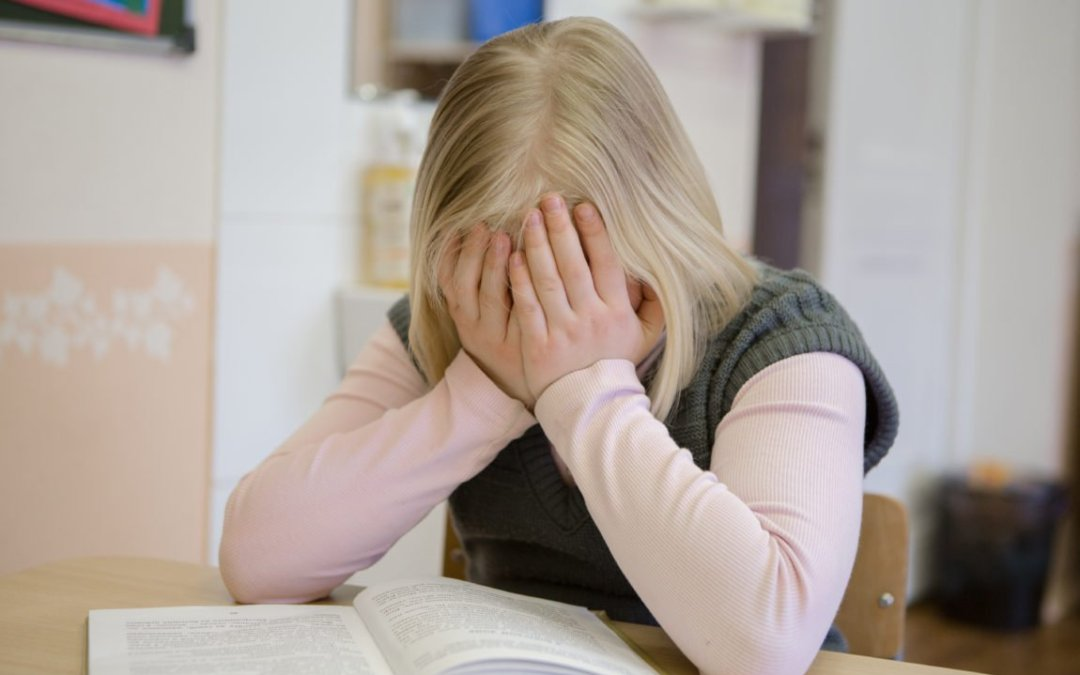 What to Do About a Bad Report Card