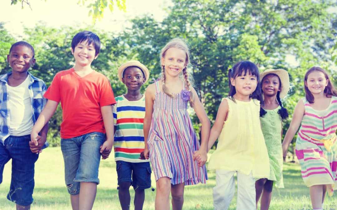 Five Ways to Teach Your Kids Kindness Today