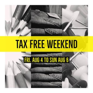 Ten Tips for Tax Free Weekend Back to School Shopping in Virginia