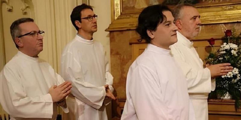 Así son los nuevos diáconos permanentes de la Iglesia