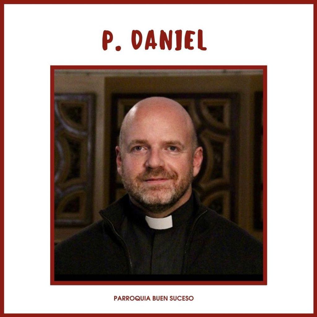 Padre Daniel Escobar Buen Suceso