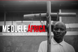 Conferencia Me duele Africa