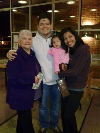 Los Aleman, de St. Rita Catholic Church en Dallas, Texas +:)