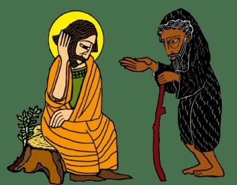 San José y Demonio