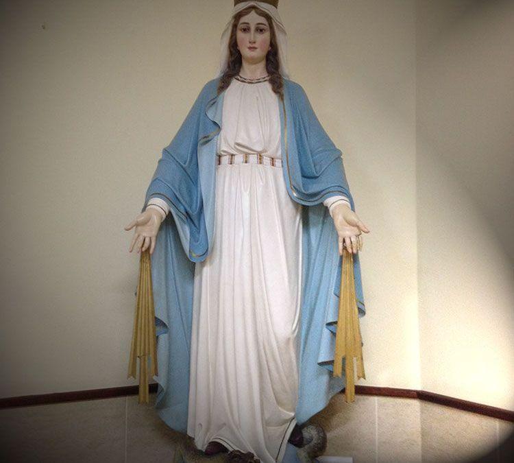 27 de noviembre Santa Misa con la participación de La Legión de María