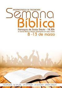 Semana Bíblica Santa Úrsula