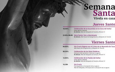Vive la Semana Santa en Casa