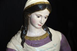 Restauración Imagen del Rosario