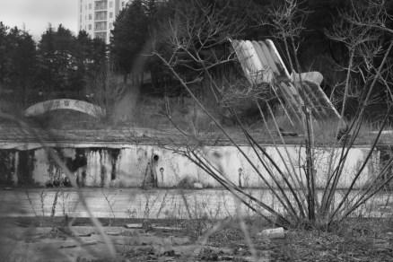 Abandoned resort original