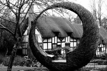 Ann Hathaway's cottage - Stratford