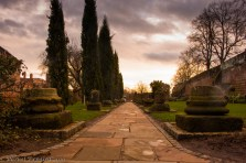 Roman Gardens - Chester