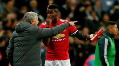 Pogba problems nothing to do with me, insists Mourinho
